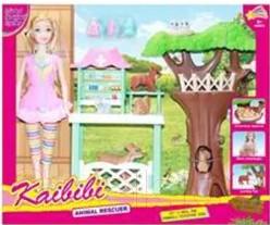Кукла с аксессуарами Наша игрушка Уроки заботы / BLD309