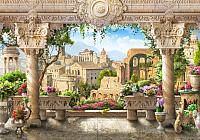 Фотообои Citydecor Античная фреска (200x140) -