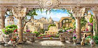 Фотообои Citydecor Античная фреска (300x150) -