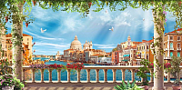 Фотообои Citydecor Венеция фреска 2 (300x150) -