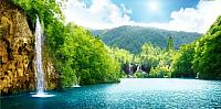 Фотообои Citydecor Тропический водопад (300x150) -