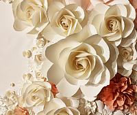 Фотообои Citydecor Цветы 3D (300x254) -