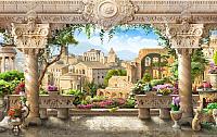 Фотообои Citydecor Античная фреска (400x254) -