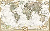 Фотообои Citydecor Карта (400x254) -