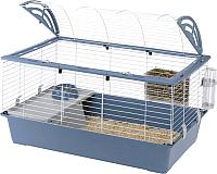Клетка для грызунов Ferplast Casita 100 / 57066170 (синий) -