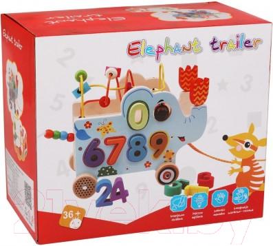 Развивающая игрушка Наша игрушка Сортер / zxl2019100904-19А