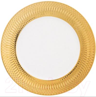 Тарелка столовая мелкая Bronco 263-1059