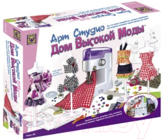 Набор для шитья Creative Toys Дом высокой моды / 5835