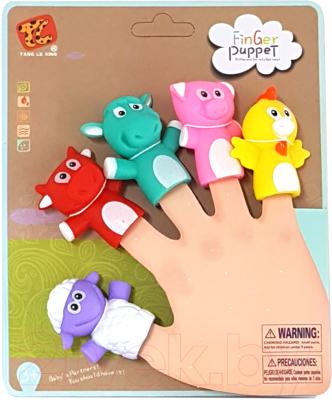 Набор пальчиковых кукол Tang Le Xing Животные / TL-20