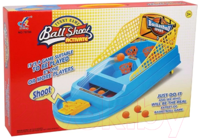 Настольная игра Наша игрушка Баскетбол / 100553735