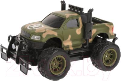 Радиоуправляемая игрушка Наша игрушка Автомобиль военный / M6261