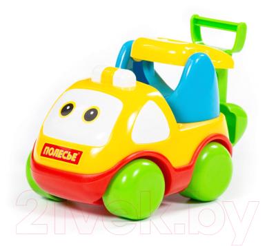 Автомобиль игрушечный Полесье Би-Би-Знайка Тема / 73105