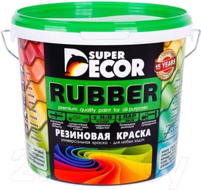 Краска Super Decor Резиновая №18 Кирпич