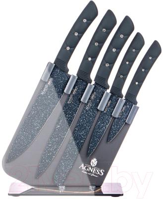 Набор ножей Agness 911-647