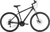 Велосипед STARK Outpost 29.1 D 2021 (22, черный/серый) -
