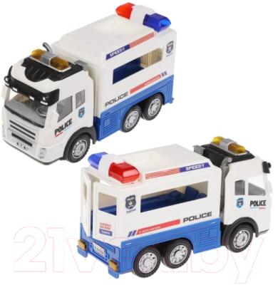 Автомобиль игрушечный Наша игрушка Полицейская машина / 89-302B игрушка попрыгун altacto полицейская машина белый