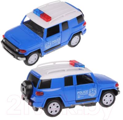 Автомобиль игрушечный Наша игрушка Полицейская машина / 1188-1 игрушка попрыгун altacto полицейская машина белый