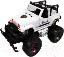 Радиоуправляемая игрушка Наша игрушка Полицейская машина / M6668-1 игрушка попрыгун altacto полицейская машина белый
