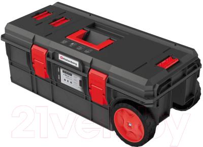 Ящик для инструментов Prosperplast Kistenberg X-Wagon Pro X-Block / KXB8040W-S411