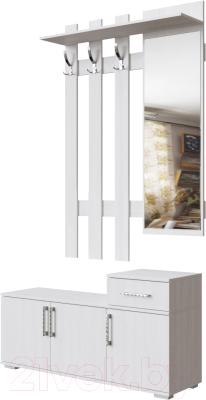 Секция в прихожую SV-мебель Д №3 1м