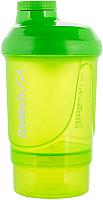 Шейкер спортивный BioTechUSA Wave Nano I00003073 (зеленый) -