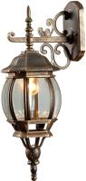 Бра уличное Arte Lamp Atlanta A1042AL-1BN -