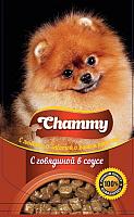 Корм для собак Chammy С говядиной (85г) -