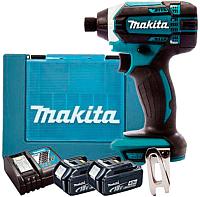 Профессиональный шуруповерт Makita DTD152RME -