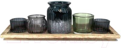 Набор подсвечников H&S На 5 свечей / ASH509200