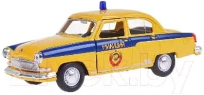 Автомобиль игрушечный Autogrand ГАЗ-13 Волга. ГАИ СССР / 34103