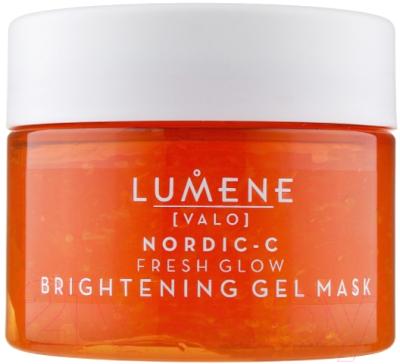 Маска для лица кремовая Lumene Nordic Nordic-C [Valo] Fresh Glow Придающая сияние концентрат для автозагара с витамином c nordic c midsummer glow self tan drops 30мл