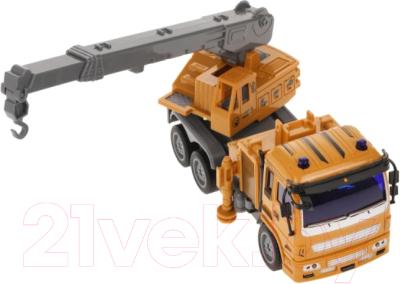 Радиоуправляемая игрушка Наша игрушка Автокран / QH844A-3