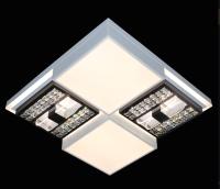 Потолочный светильник Natali Kovaltseva High-Tech Led Lamps 82011 (белый/черный) -