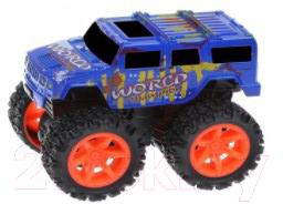 Автомобиль игрушечный Пламенный мотор Монстр трак / 870514