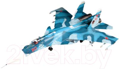 Сборная модель Звезда Российский палубный истребитель Су-33 / 7297ПН