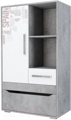 Тумба SV-мебель Грей Д