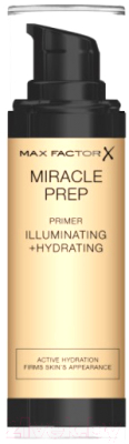 Основа под макияж Max Factor Miracle Prep Primer Illuminating & Hydrating