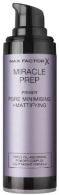 Основа под макияж Max Factor Miracle Prep Primer Pore Minimising+Mattifying