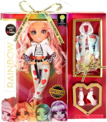 Кукла с аксессуарами Rainbow High Киа Харт / 422792-INT
