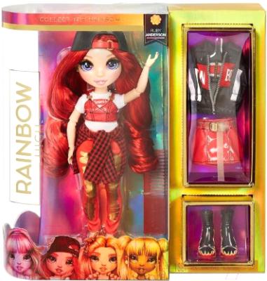 Кукла с аксессуарами Rainbow High Руби Андерсон / 569619E7C