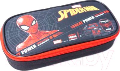 Пенал Hatber Человек-паук / Npk_53302