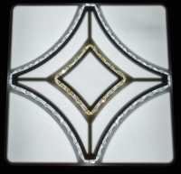 Потолочный светильник Natali Kovaltseva Innovation Style 3521 (белый) -