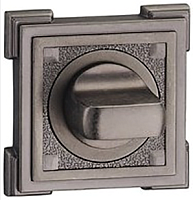 Фиксатор дверной защелки Arni Квадратная E34 Ant/Silver -