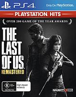 Игра для игровой консоли Sony PlayStation 4 Одни из нас. Обновленная версия (Хиты PlayStation) -