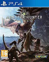 Игра для игровой консоли Sony PlayStation 4 Monster Hunter: World -