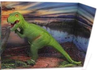 Фото - Фигурка Наша игрушка Динозавр / 672-2 конструкторы наша игрушка гибкий динозавр 27 деталей