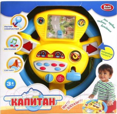 Развивающая игрушка Наша игрушка Юный автомобилист / 7391