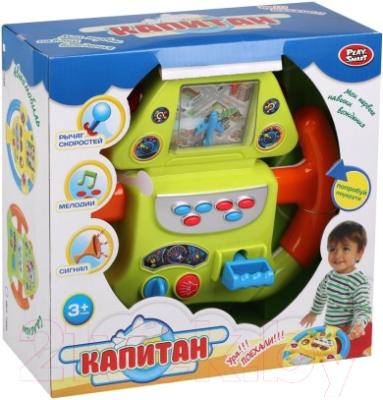 Развивающая игрушка Наша игрушка Юный автомобилист / 7392