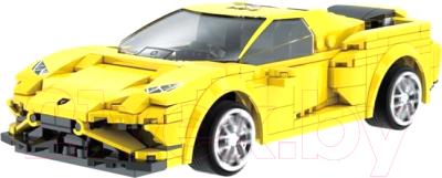 Конструктор управляемый CaDa Гоночный автомобиль / C51074W