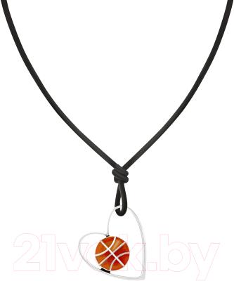 Кулон Jenavi Баскетбол / f89139er